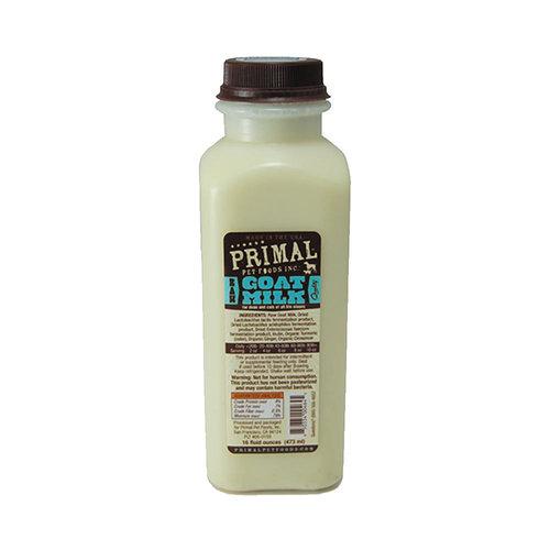 Primal Goat Milk 16oz