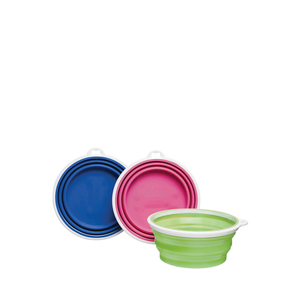 Petmate Collapsible Travel Bowl 3 cups