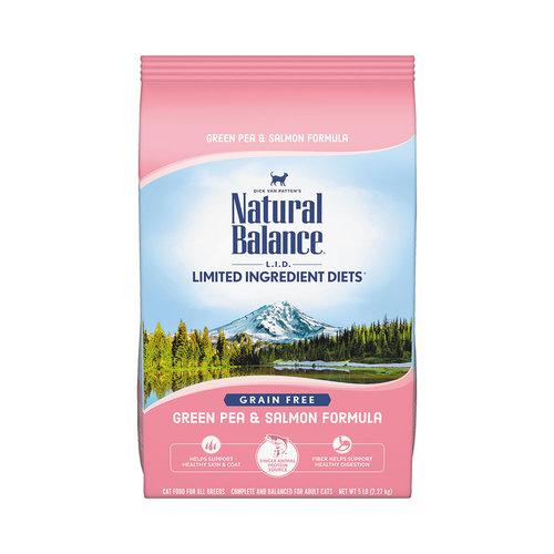 Natural Balance Cat LID Salmon 5lb