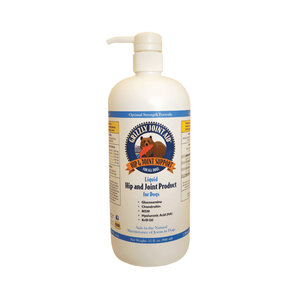 Grizzly Liquid Joint Aid For Dogs 32oz