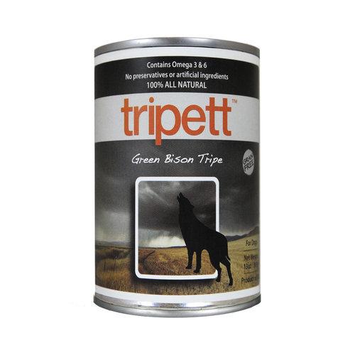 Petkind Tripett Dog Bison Tripe 14oz