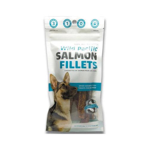 Snack 21 Dog Salmon Fillets 65g