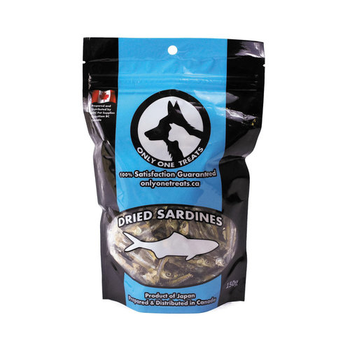 Only One Dry Sardines