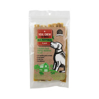 Veal Chew Stick 5-6in 6 pack