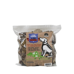 Silver Spur Lamb Lung Crunch 227g