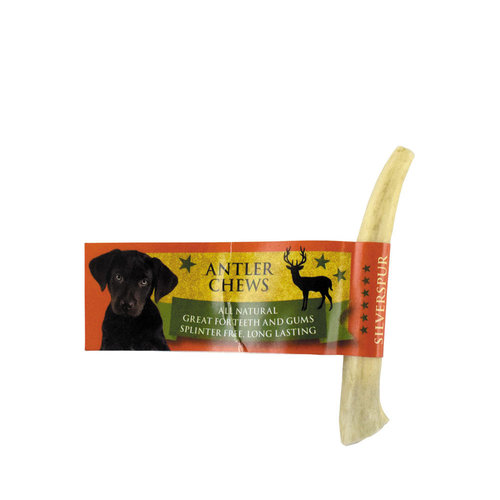 Silver Spur Antler Solid Small
