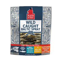 Plato Hundurs Baltic Sprat 3oz