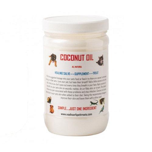 Noah's Ark Pet Treats Coconut Oil 375ml