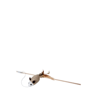 Cat Swing Stick Mouse Toy
