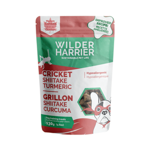 Other Wilder Harrier Cricket Shitake Turmeric 130g