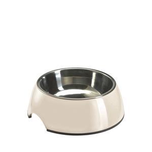 Hunter Dog Bowl White