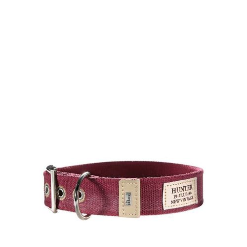 Hunter Collar New Orleans Red