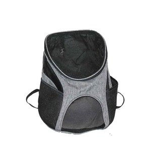 Dog Line Backpack Gray