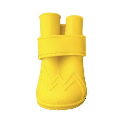 Canada Pooch Wellies Boots Yellow