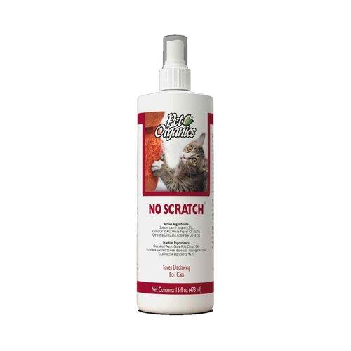 NaturVet Cat Pet Organics No Scratch Cat 16oz