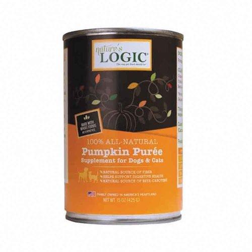 Natures Logic Pumpkin 15oz