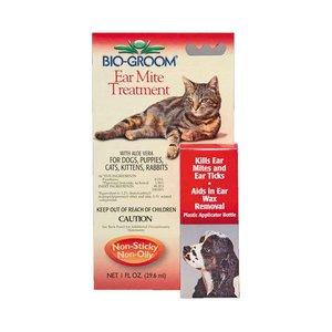Bio-Groom Ear Mite Treatment 1oz