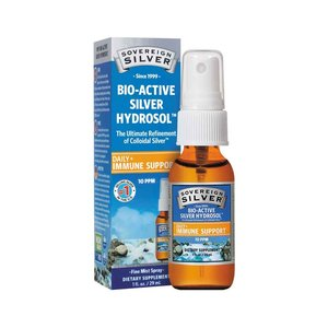 Sovereign Silver Colloidal Silver Fine Mist Spray 59ml