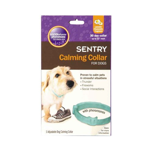 Other Sentry Calming Collar Dogs