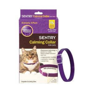 Other Sentry Calming Collar Cats