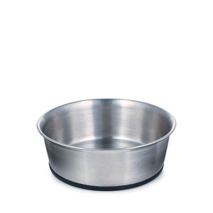 Unleashed Arjan Stainless Steel Bowl Rubber