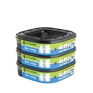 Litter Locker 3 Refill 3 pack