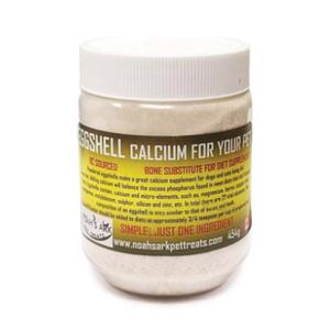 Noah's Ark Pet Treats Eggshell Calcium Powder 454g