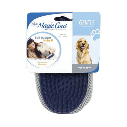 Four Paws Rubber Grooming Glove