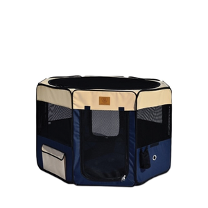 Precision Play Yard Navy/Tan