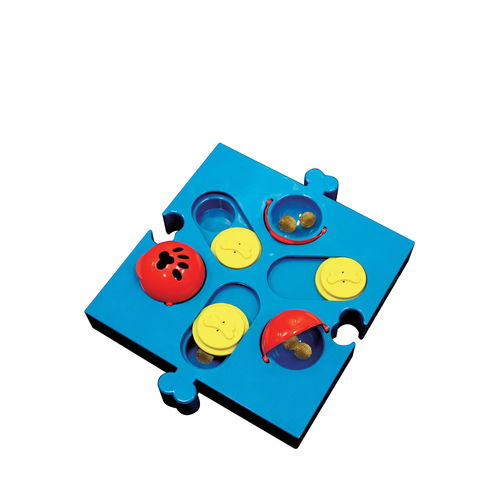 SPOT Seek-A-Treat Flip'NSwivel Connector Puzzle Toy