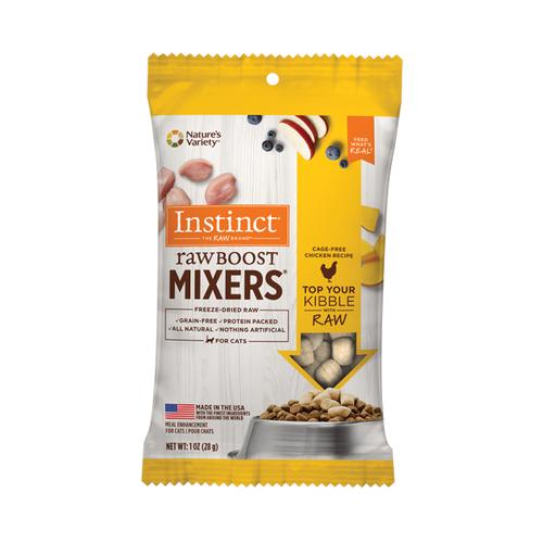 Instinct Instinct Cat Freeze-dried Mixer Chicken 1oz