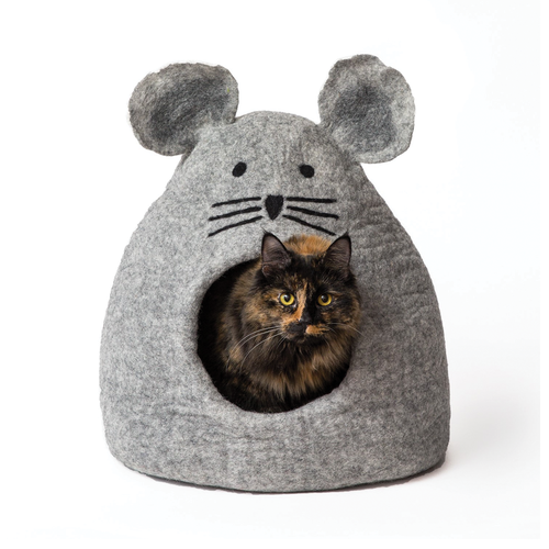 Dharma Cat Cave Mouse