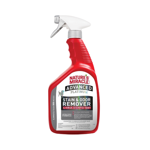 Nature's Miracle Stain/Odor and Virus Remover 32oz