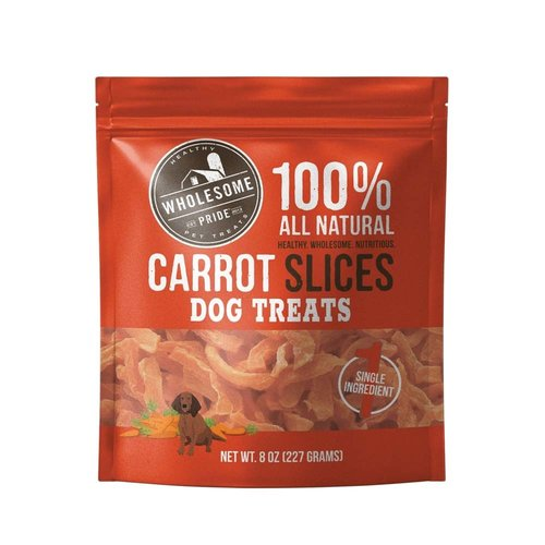Other Wholesome Pride Carrot Slices 8oz