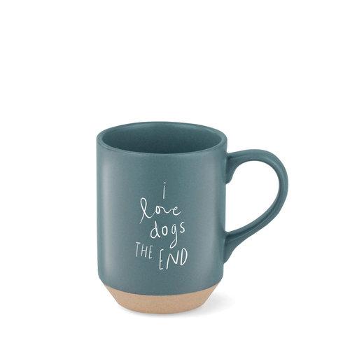 Fringe Studio Mug Dogs The End