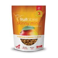 Skinny Minis Pumpkin/Mango Soft Treats 5oz
