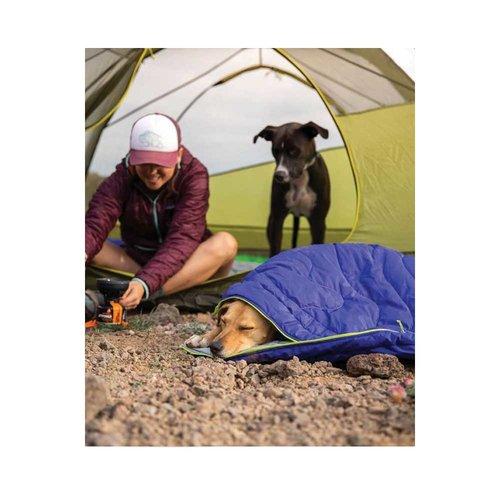 Ruffwear Highlands bed Sleeping Bag Blue