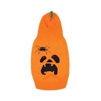 Halloween Sweater Dog Pumpkin