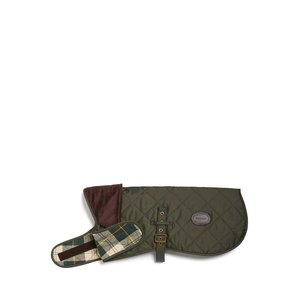 Barbour Coat Quilted/Cotton Green