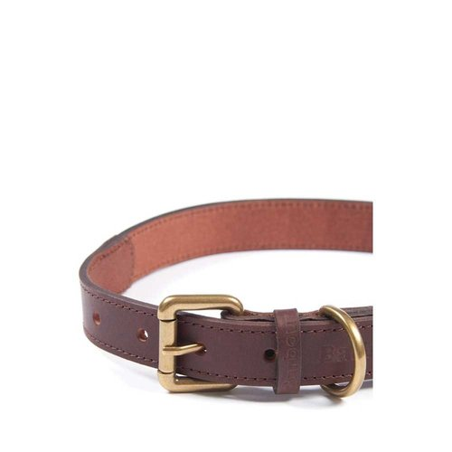 Barbour Collar Waxed Leather Olive