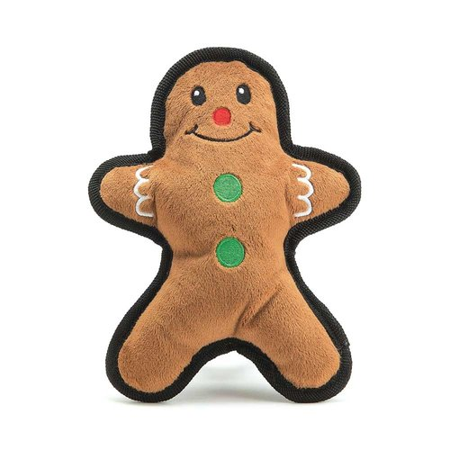 Other Patchwork Christmas Toy Flat Gingerbread Man