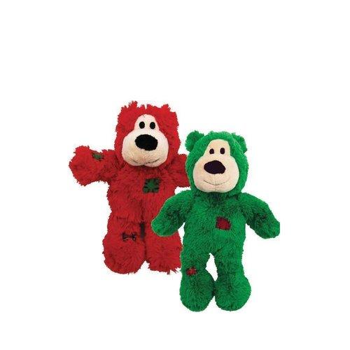 Kong Christmas Dog Wild Knots Bear Small/Medium