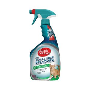 Simple Solution Cat Stain & Odor Remover Spray 32oz