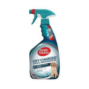 Simple Solution Oxy Charged Stain & Odor Remover Spray 32oz