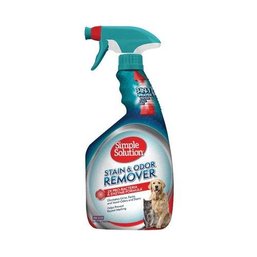 Simple Solution Stain & Odor Remover Spray 32oz