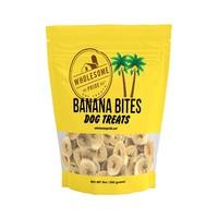 Wholesome Pride Banana Bites 8oz