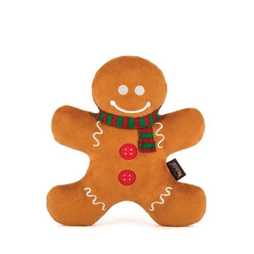 PLAY Christmas Gingerbread Man Toy