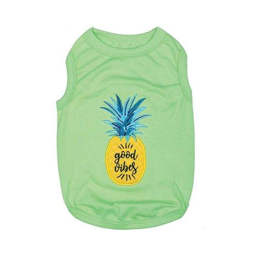 Parisian Pet T-Shirt Pineapple