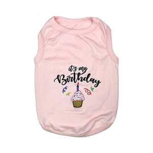 Parisian Pet T-Shirt Birthday Girl