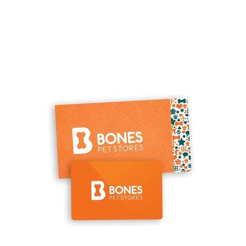 Bones Gift Card